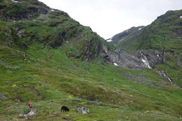 Ugjerdsdalen -  Foto: Svein Haustveit