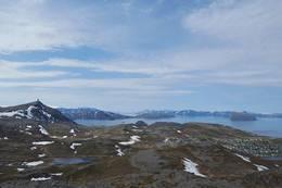 Fra Ørntind moh.297 -  Foto: Terese Karlsen