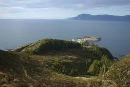Oversiktsbilde mot nord - Foto: J.A.Holm