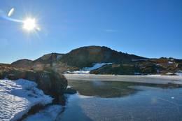 Det nordre Stemmevatnet - Foto: Roald Årvik