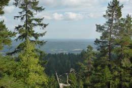 Utsikt fra Brånafjell - Foto: Sjur Høgberg