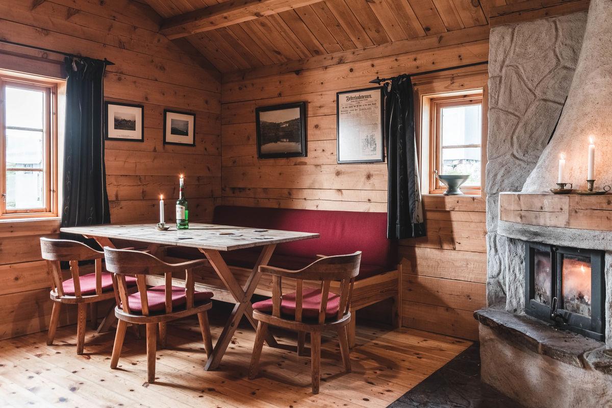 Heibergtunet Storevatn/ stuekrok Holmevandsli