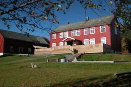 Rønningen i Leinstadmarka, som er en del av Bymarka i Trondheim, er et populært turmål sommer som vinter. -  Foto: Ukjent