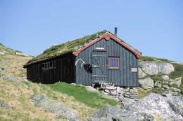 Håhelleren - Foto: Kristiansand og Opplands Turistforening