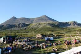 Breisjøfestivalen er hvert år - Foto: