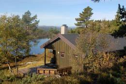 Grunnetjørnsbu -  Foto: Walter Pedersen