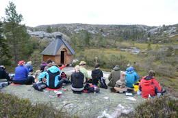 Heigeitilløypa, Trongebu -  Foto: Kjell Peder Haugene