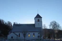 Førde Kyrkje - Foto: Signe Lise Førland