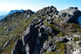 Topptur til Steigtind i Bodø -  Foto: Tursiden for Bodø og Salten