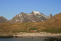 Mulstøa i mai -  Foto: Siri Nordbø
