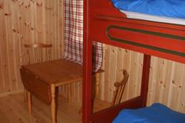Fra rommet Olsonheimen på Vassfarkoia - Foto: Ole-Martin Høgfoss