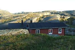 Løkjelsvatnhytta - Foto: Haugesund Turistforening