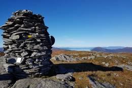 Steinfjellet -  Foto: Anine Kongshavn
