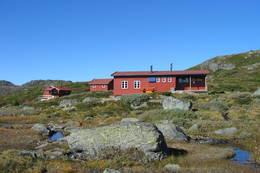 Sloaros - Foto: Kristiansand og Opplands Turistforening