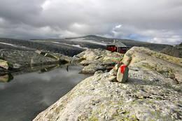 Gjegnabu - Foto: Marie Brøvig Andersen