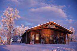 Vetåbua -  Foto: Arne Braaten