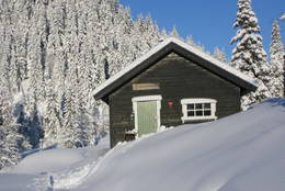 Sommerseter vinterstid - Foto: Ukjent