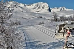 Dette er norges vakreste sted. -  Foto: Hallvard Storli