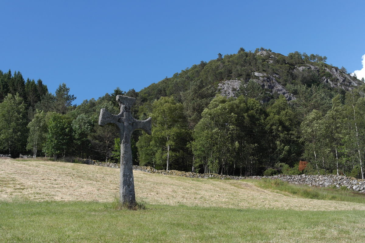 Krossen i Korssteigen