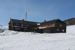Solheimstulen  - Foto: Solheimstulen Høyfjellseter