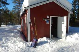 Sandfløten vinteren 2017 - Foto: Tore Swensen