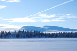 Nydelig vinterdag i Femundsmarka - Foto: Mari Kolbjørnsrud