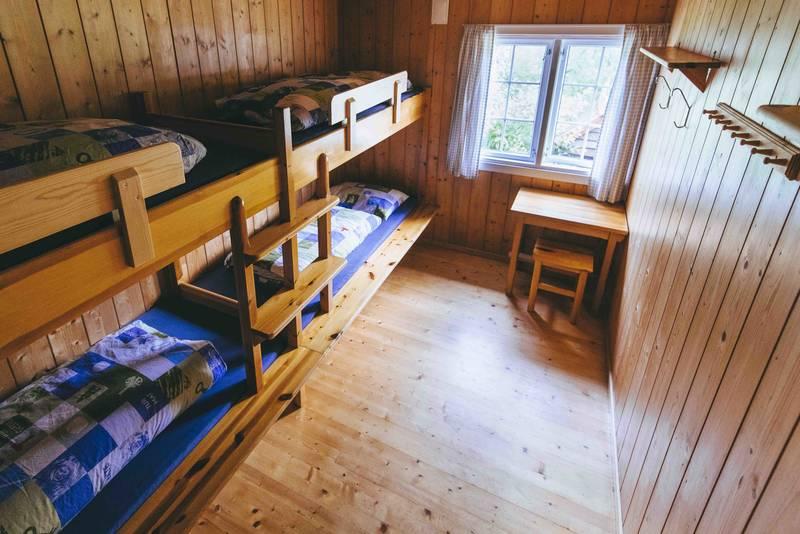 Reindalseter har 75 sengeplasser.