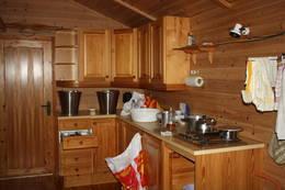 Kjøkkenkroken - Foto: Tor Magne Andreassen