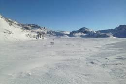 Leitesvatnet 795 moh utsikt mot Hunnedalen - Foto: Per Henriksen