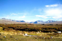 Rondane - Foto: Ukjent