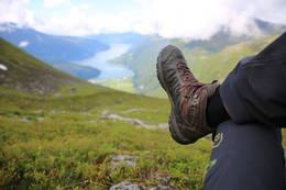 Tur mot Skålatårnet og Skålabu - Foto: André Marton Pedersen