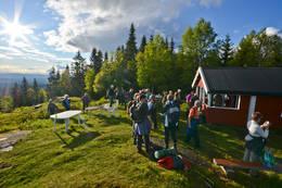 Første onsdag i juni arrangerer Finnskogen Turistforening