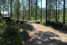 Bålplass  - Foto: Ane Killingstad