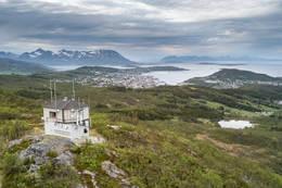 Maistua mot Harstad - Foto: Raymond Knudsen