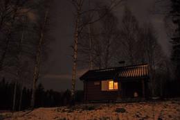 Stjernedryss over Spettesmia - Foto: Jan Kenneth Gussiås