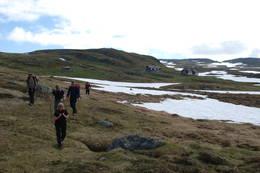 Litlos ligg i eit fantastisk tur-terreng - Foto: Sverre A. Larsen