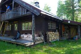 Hengeltjørnloftet -  Foto: Oddvind Lund