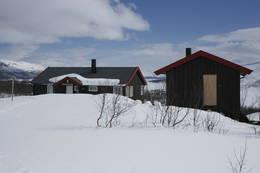 Vinter ved Altevasshytta - Foto: Marie Brøvig Andersen