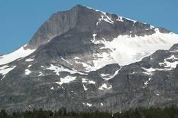 Dagens turmål, Snota 1669 moh. -  Foto: Jonny Remmereit