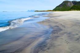 Langsand Sandhornøya - Foto: Tursiden for Bodø og Salten
