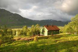 Solrenningen - Foto: Ukjent