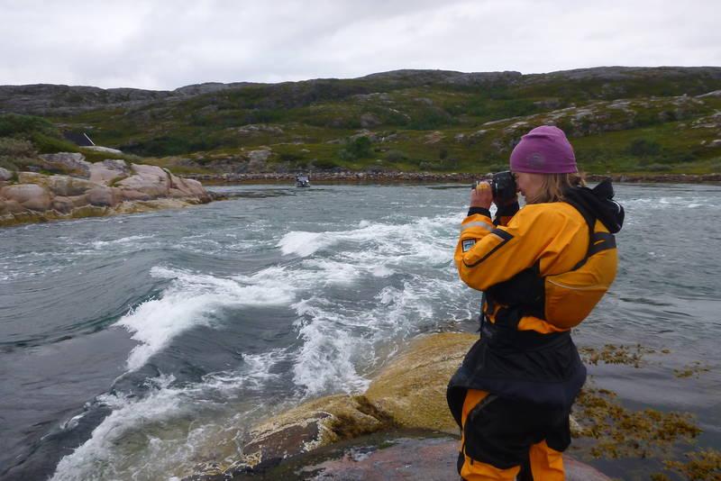 Sølfarstruamne, Skogerøya, Sør-Varanger