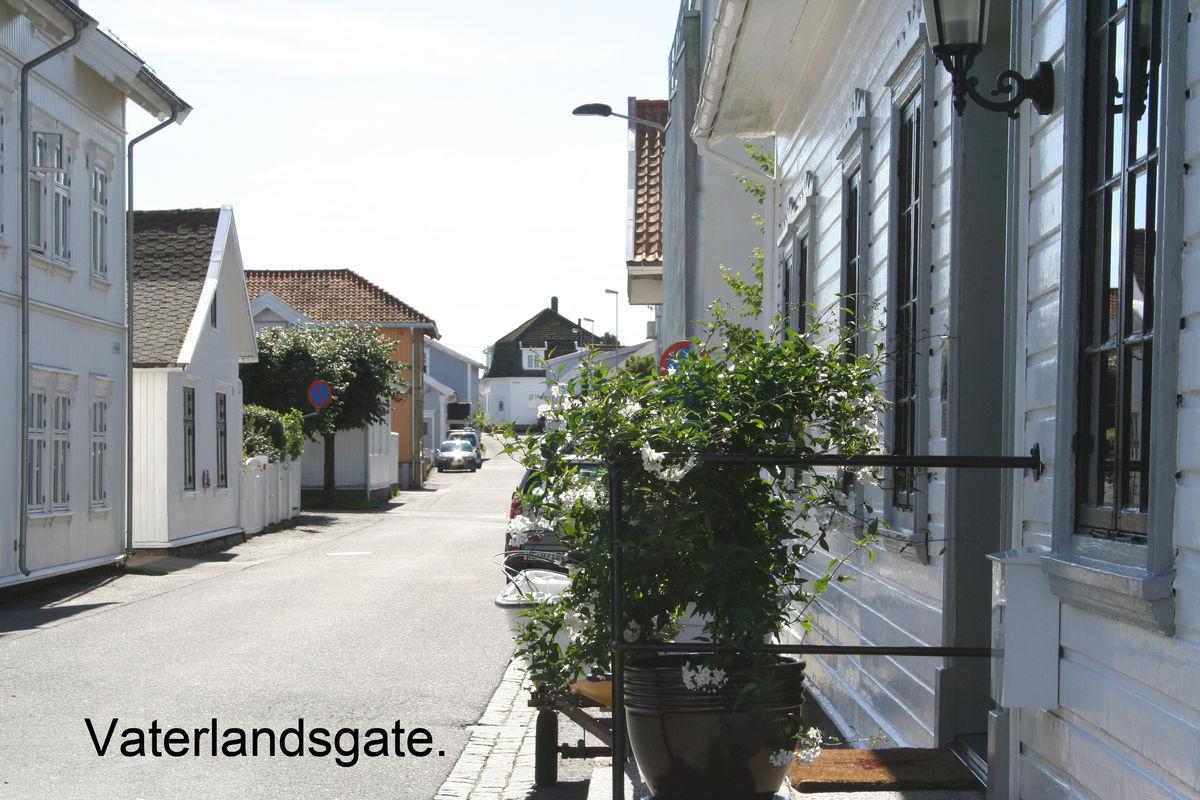 Vaterlandsgate, Langesund