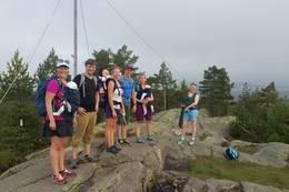 Meisetur til Kolsås Nordtopp med Bærum Turlag -  Foto: Signe Riemer-Sørensen