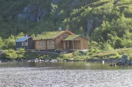 Rovangen -  Foto: Kristiansund og Nordmøre Turistforening