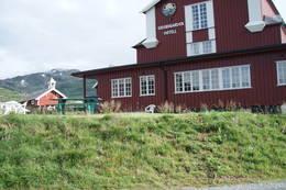 Eidsbugarden Høyfjellshotell - Foto: Telemark Tursitforening