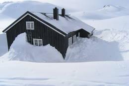 Hellevassbu - Foto: DNT Oslo og Omegn