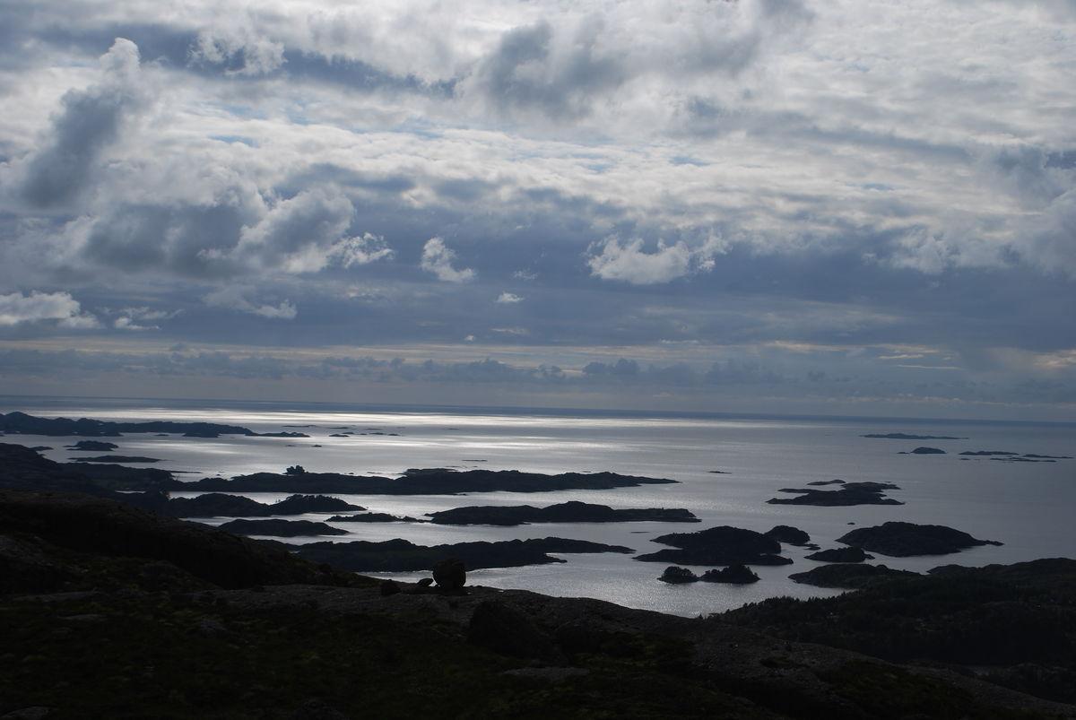 Lågøystolane og Lågøyholmane
