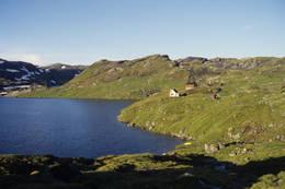 Etne- Saudafjellene og Folgefonna - Foto: Per Roger Lauritzen