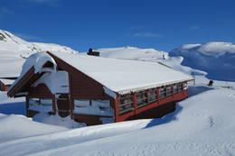 Børsteinen. Fin skitur fra Ådneram opp langs Lyseveien - Foto: ukjent